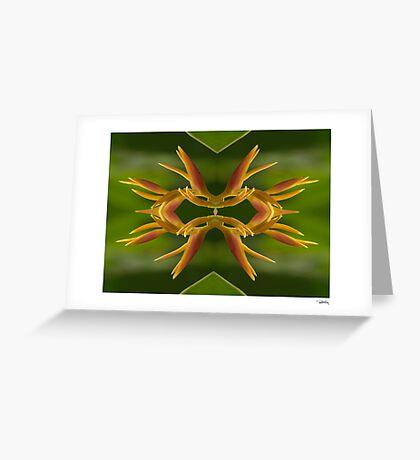 Orchid Prayer • Singapore Greeting Card