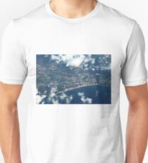 City from above Unisex T-Shirt
