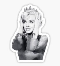 Queen Marilyn Monroe  Sticker