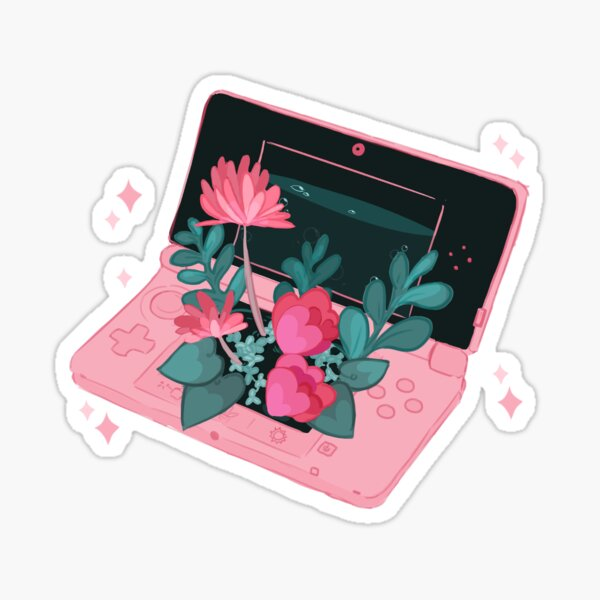 ~ Aesthetic 3DS ~ Sticker