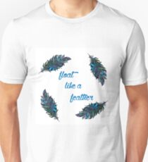 Float Like a Feather Unisex T-Shirt