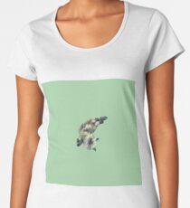 I dream of fish therefore I am fish Women's Premium T-Shirt