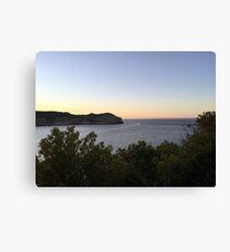 Photo landscape Mallorca Canvas Print