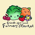 Friends of our local  Farmers Market by lagunasky