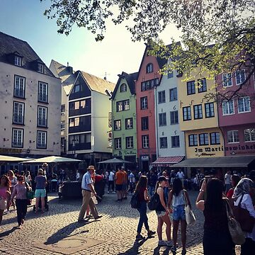 Cologne Fish Market  by styles