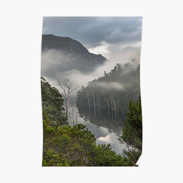 Tasmanian Highlands Poster