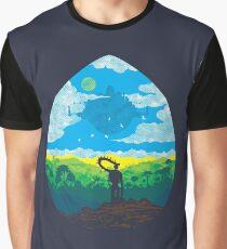 Mystical City Graphic T-Shirt