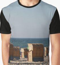 Photo landscape Baltic Sea Graphic T-Shirt