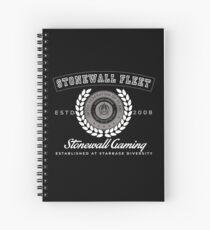 Stonewall fleet 08 3 Spiral Notebook