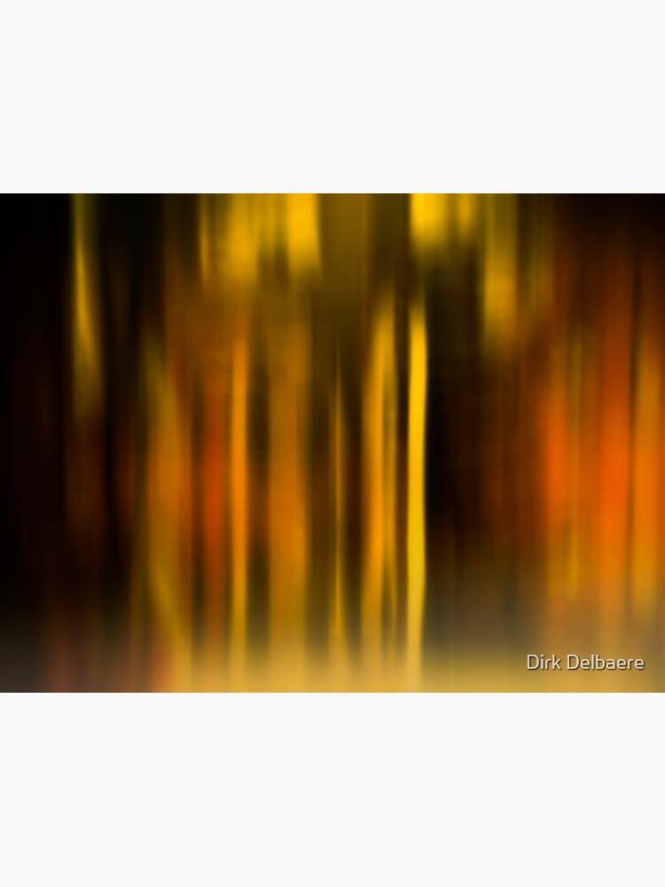 blurred landscape by Delbaere