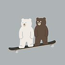 unBEARables Longboarding by 73553