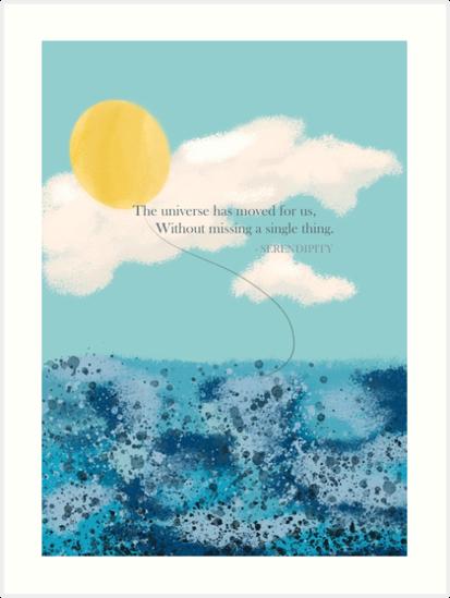 Bts Jimin Serendipity Lyrics Eng Ver Art Prints By Hackspett