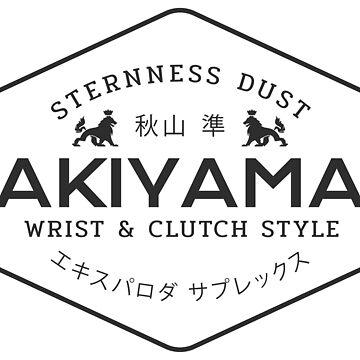 Jun Akiyama - STERNNESS DUST by SonnyBone