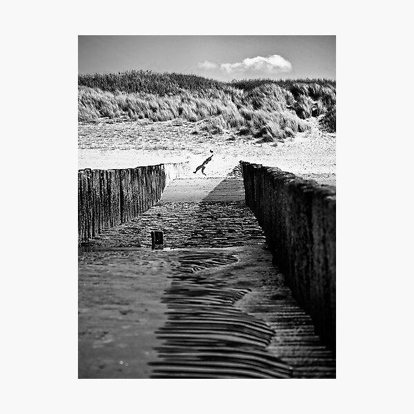 Catch Photographic Print