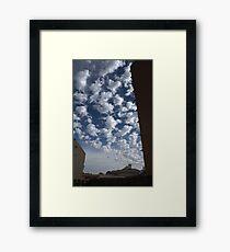 Hackney Blues Framed Print