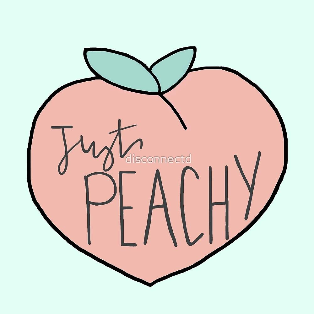 «solo peachy» de disconnectd