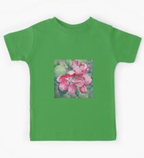 Flower of Crab-apple Kids Clothes