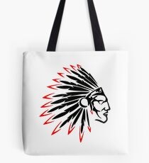 Native Brave Tote Bag