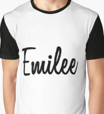 Hey Emilee buy this now Graphic T-Shirt