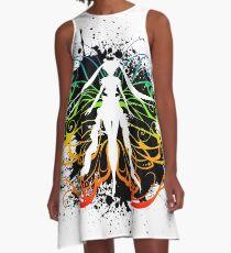 Super Sailor Moon (Sailor Moon Crystal edit.) A-Line Dress