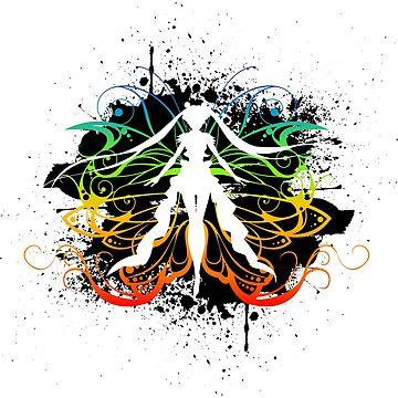Super Sailor Moon (Sailor Moon Crystal edit.) by alphavirginis