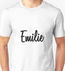 Hey Emilie buy this now Unisex T-Shirt