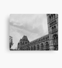 Natural History Museum London Canvas Print