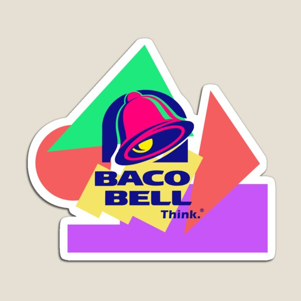 baco bell Magnet