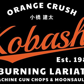 Kenta Kobashi - ORANGE CRUSH v2 by SonnyBone