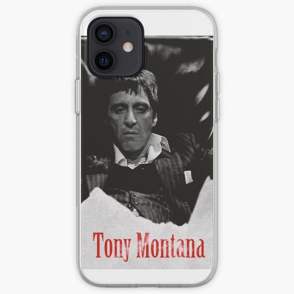 Tony Montana Scarface | Coque iPhone