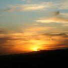 Orange Sky by rencar