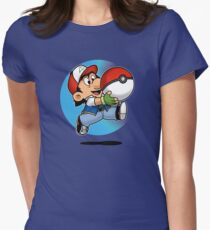 Super Kanto Trainer Women's Fitted T-Shirt