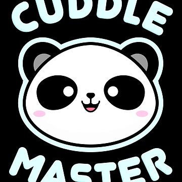 Cuddle Master Panda by VomHaus