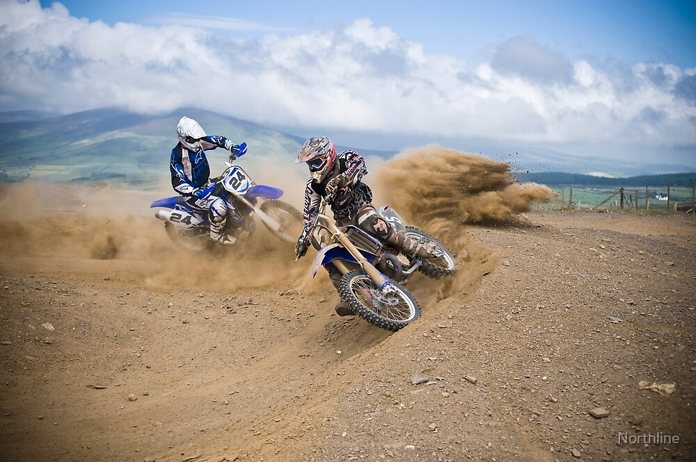 Kicking up the Dirt! by Northline