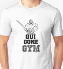 Qui Gone GYM Unisex T-Shirt