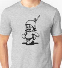 Puppy Soldier Unisex T-Shirt