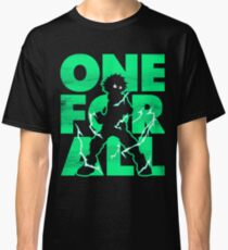 One for all Deku Classic T-Shirt