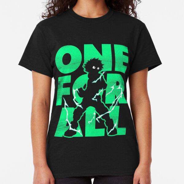 One for all Deku Classic T-Shirt