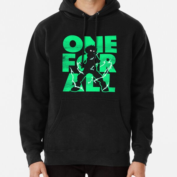 One for all Deku Pullover Hoodie