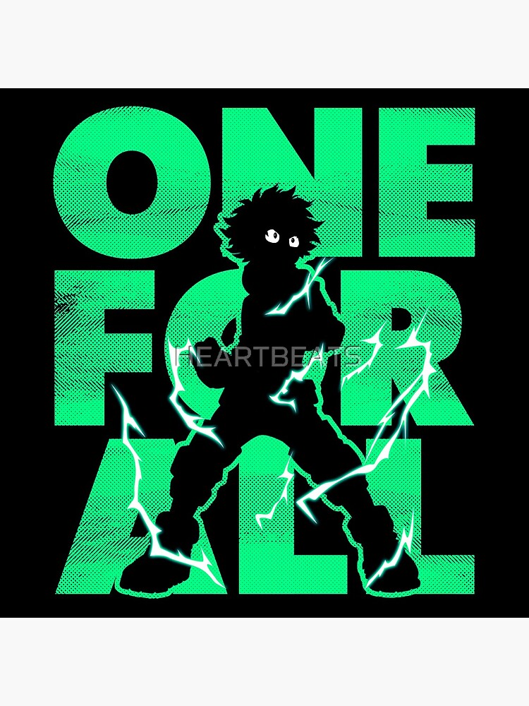One for all Deku by HEARTBEATS