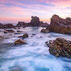 Sunrise, washing in. by John Morton