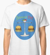 Balanced Diet  Classic T-Shirt