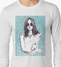 SEASONS BY ELENA GARNU Camiseta de manga larga