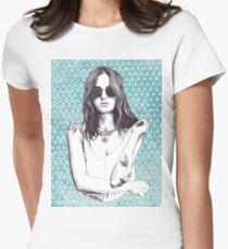 SEASONS BY ELENA GARNU Camiseta entallada