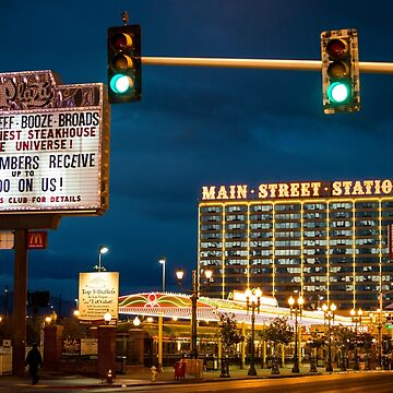 Main Street Station  by hawkie