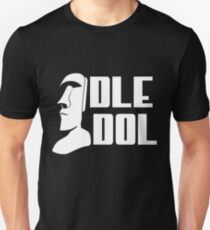 Idle Idol: Corporate Style Unisex T-Shirt