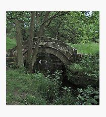 Packhorse Bridge Photographic Print