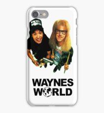 Wayne's World iPhone Case/Skin