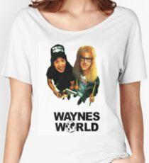Wayne's World Women's Relaxed Fit T-Shirt