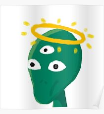 Saint Alien  Poster